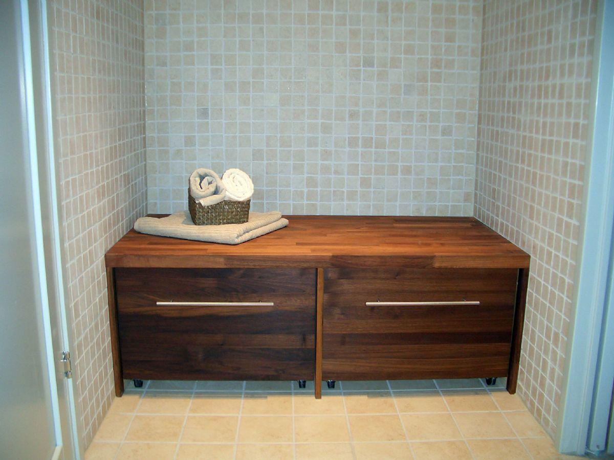 og få skreddersydd innredning til ditt ditt bad. Vi lager innredning ...