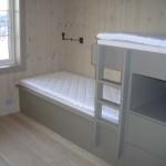 Plassbygget seng